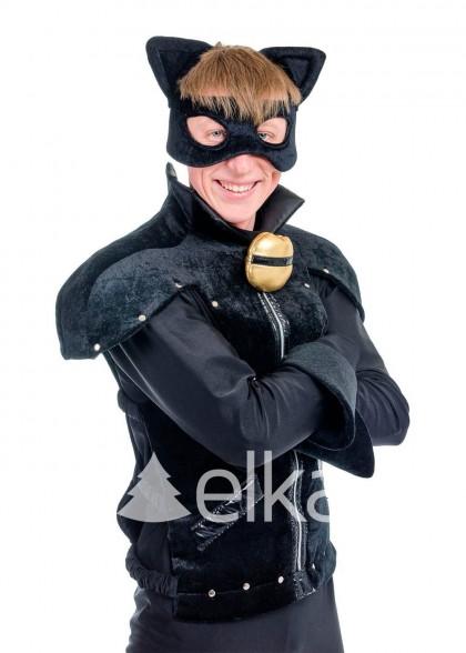 Костюм Супер Кот для взрослых