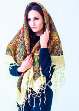 Платок украинский орнамент