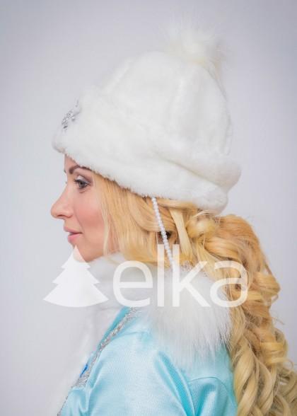 Шапка Снежинка