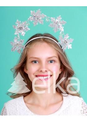 Коронка Веселая Снежинка
