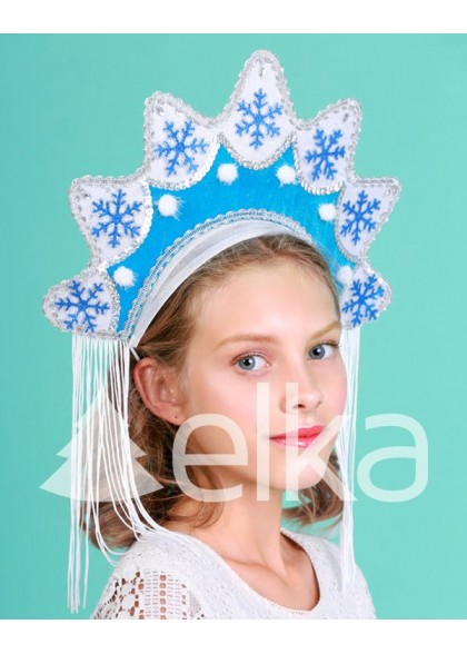 Коронка Снежная красавица