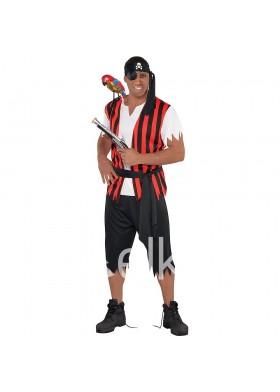 Взрослый пиратский костюм Ahoy Matey