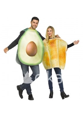 Авокадо и Тост еда