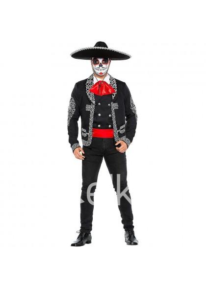 Традиционный костюм дня мертвых