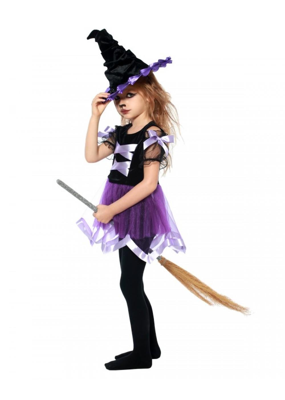 Ведьмочка девочка