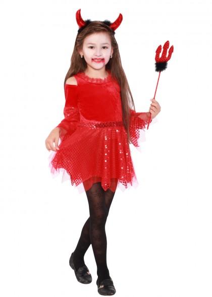 Дьяволица - девочка