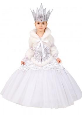 Костюм Снежной Королевы для детей