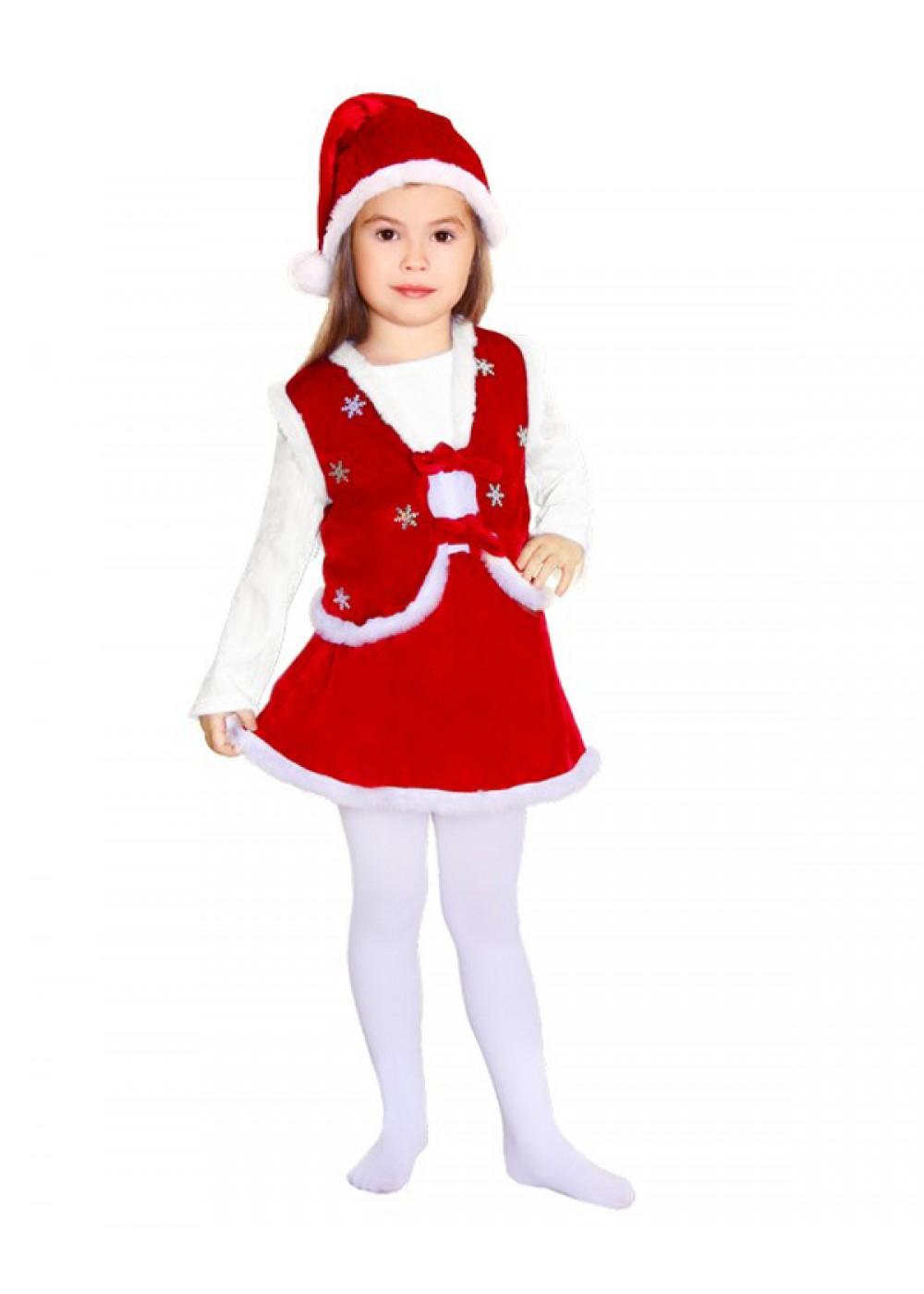 Санта - девочка