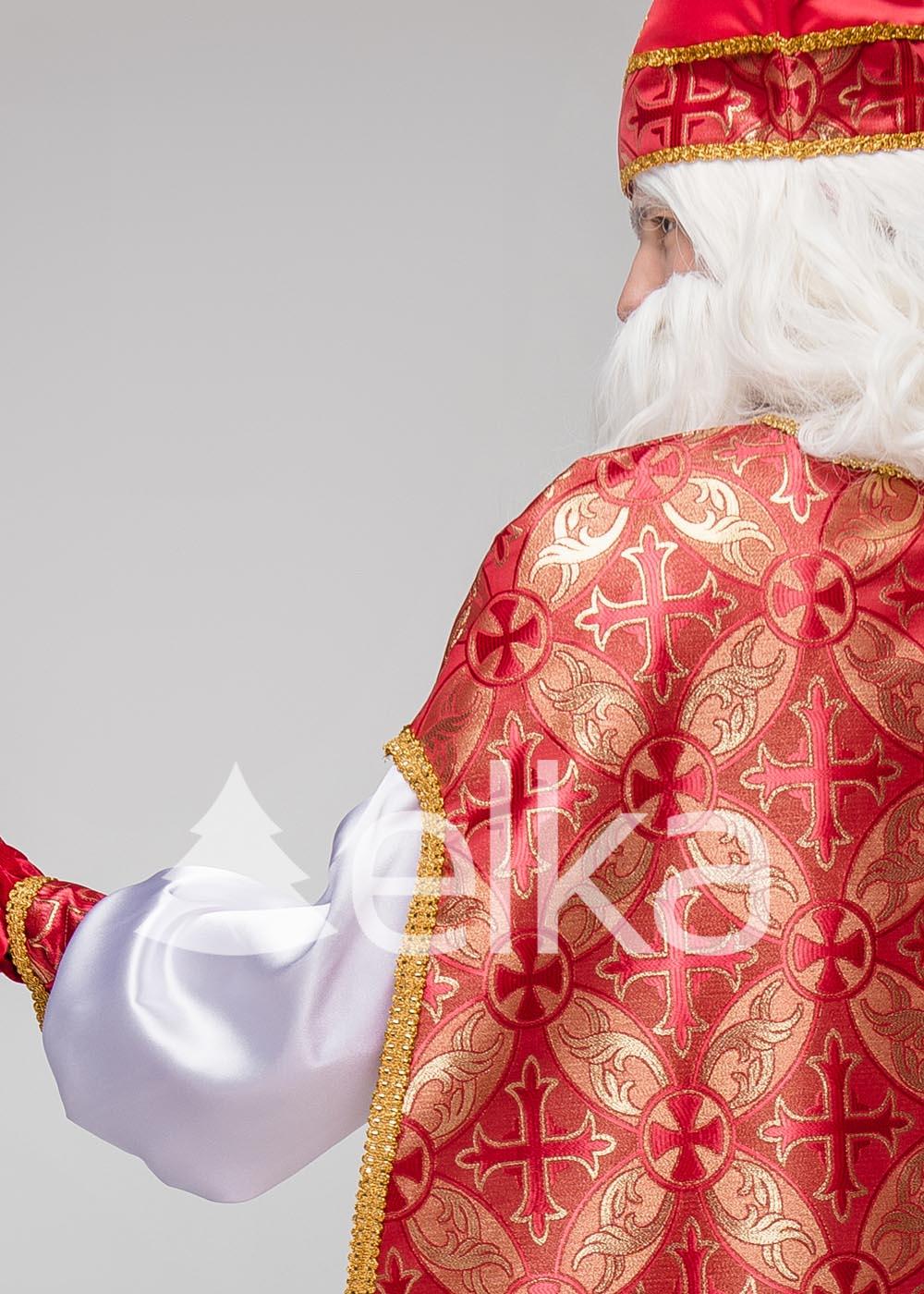 Костюм Святого Николая Покровский красный
