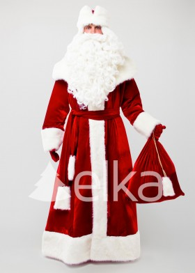 Костюм Деда Мороза Великий
