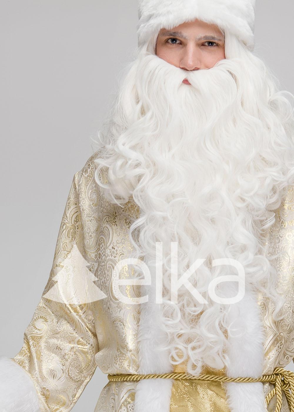 Костюм Деда Мороза Самсон золотой