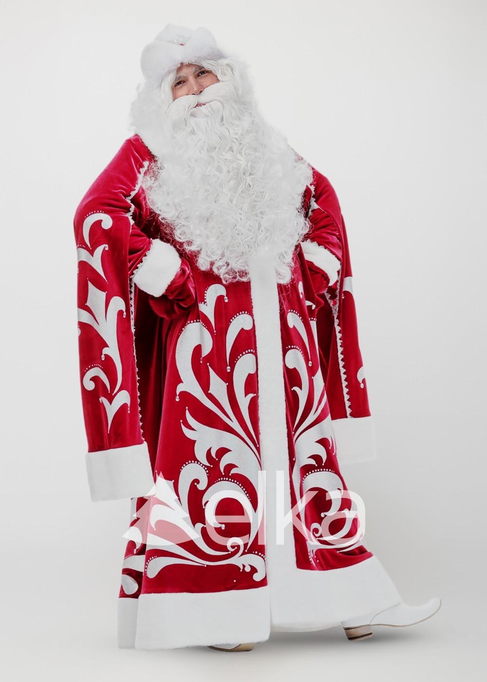 Костюм Деда Мороза Комфи