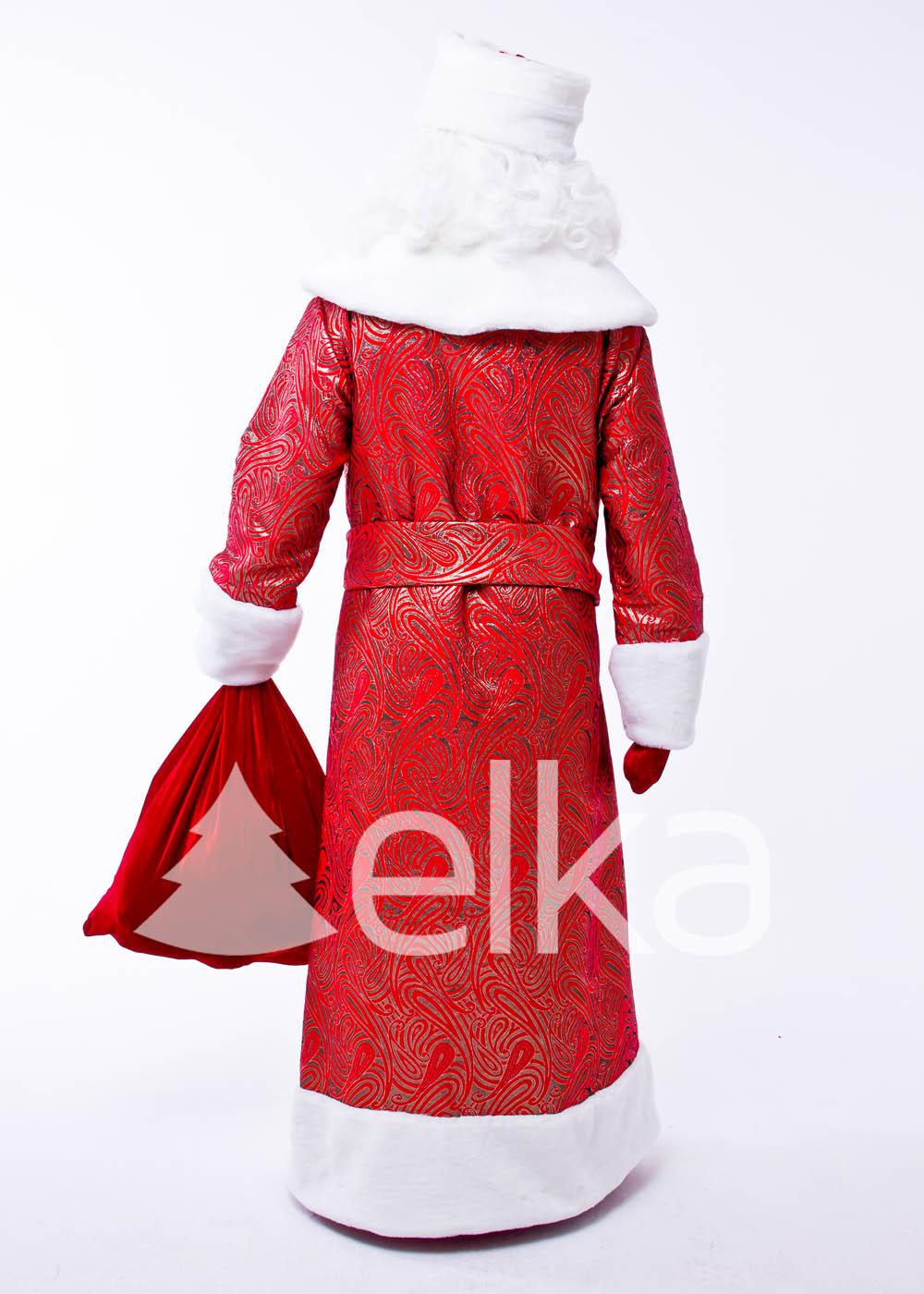 Костюм Деда Мороза Чудотворец
