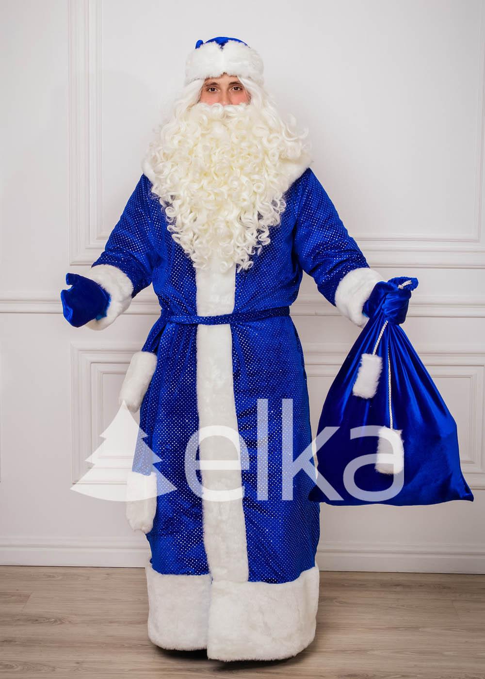 Костюм Деда Мороза Киевский