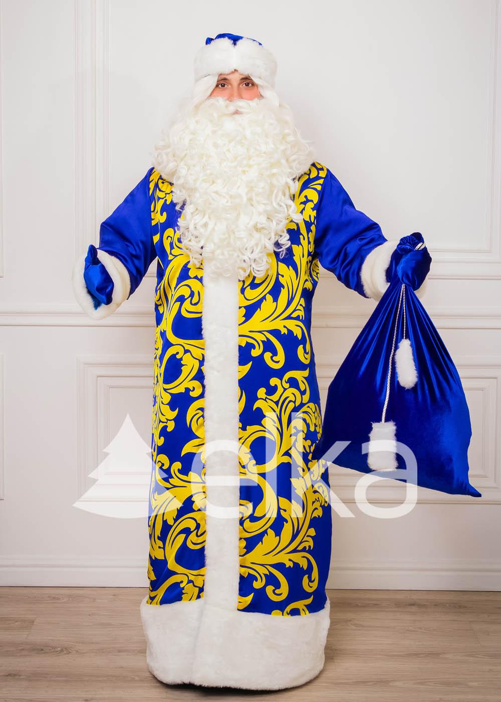 Костюм Деда Мороза Национальный