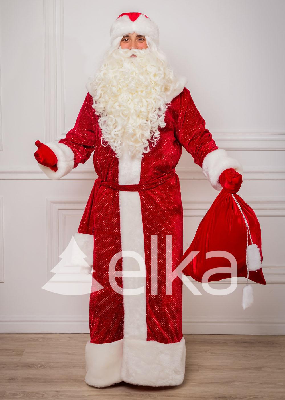 Костюм Деда Мороза Печерский