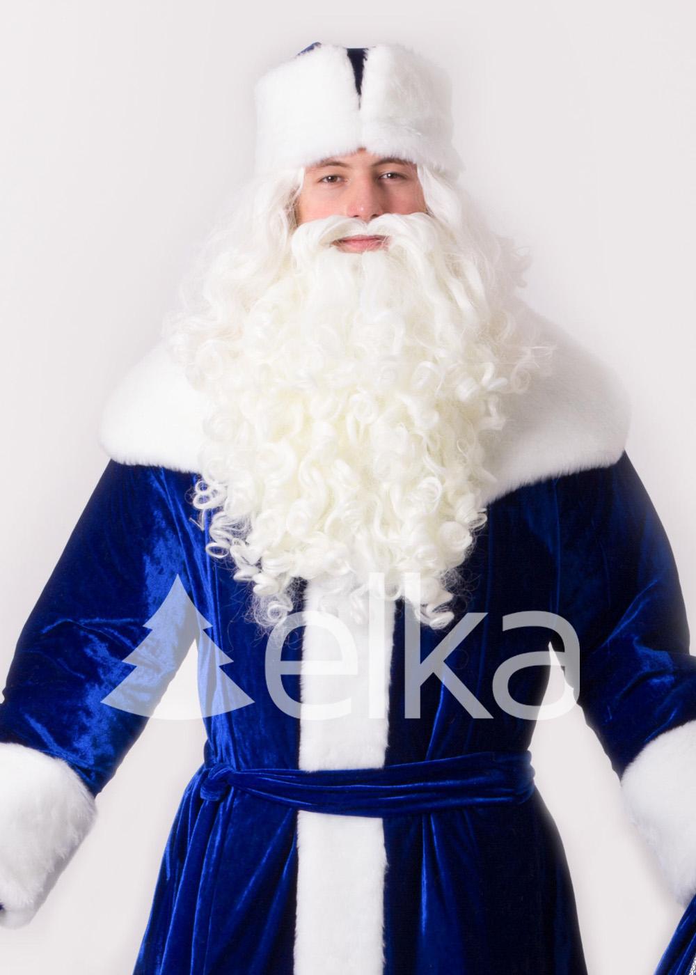 Костюм Деда Мороза Сибирский