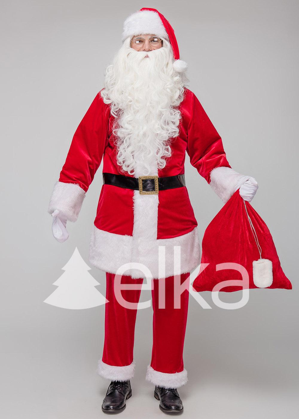 Костюм Санта Клауса Элит