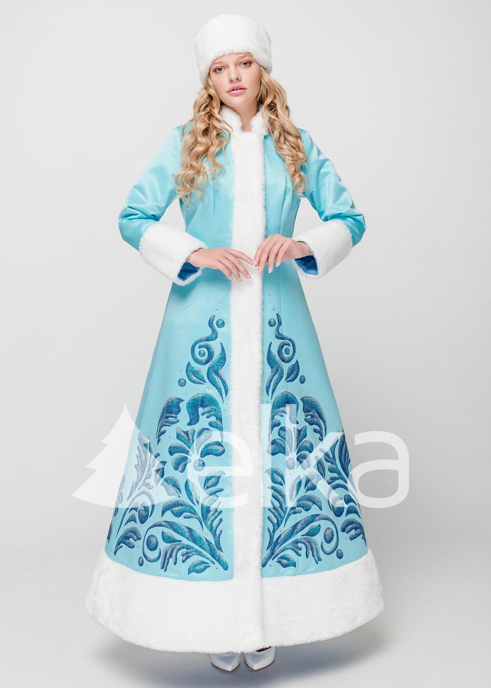 Костюм Снегурочки Устюжская Роспись