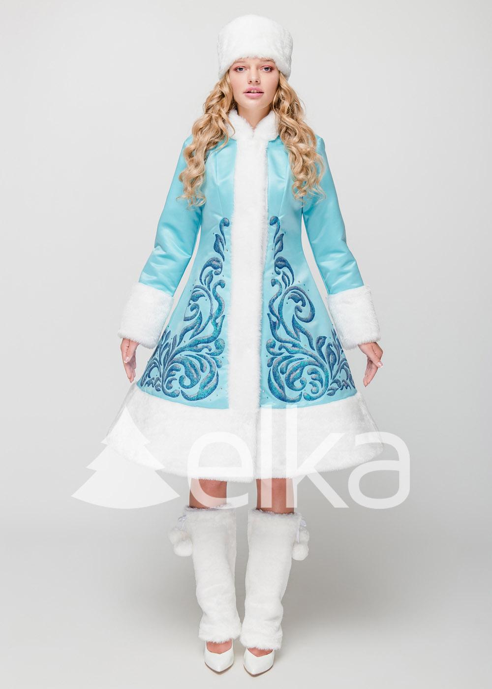Костюм Снегурочки Кристалл