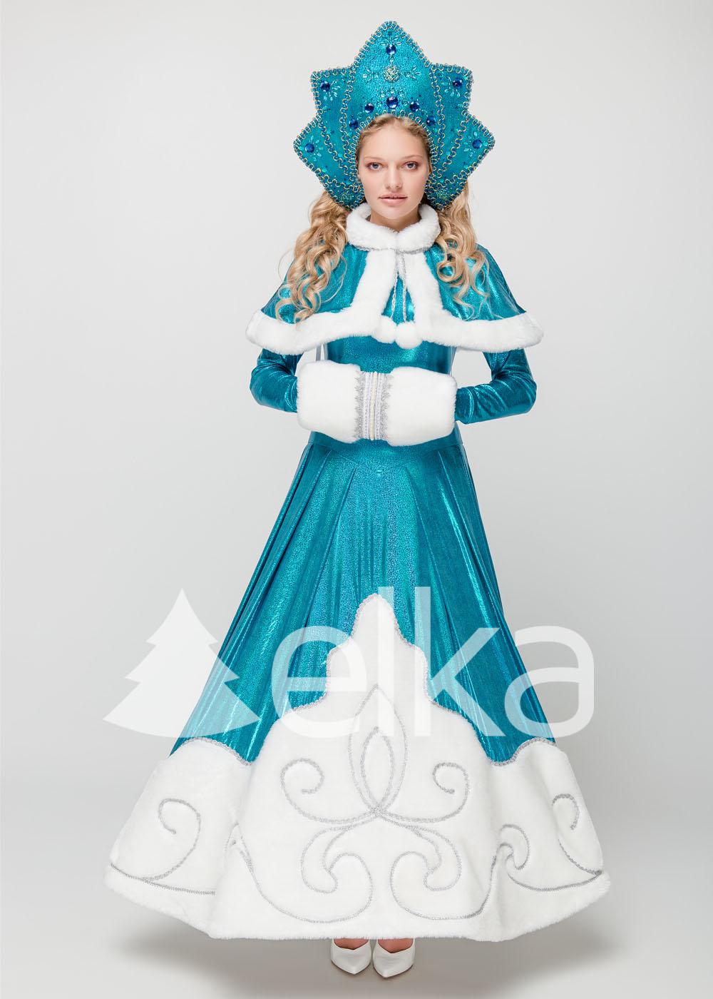 Костюм Снегурочки Метелица