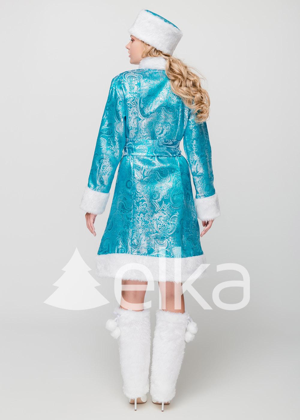 Костюм Снегурочки Аврора небесная