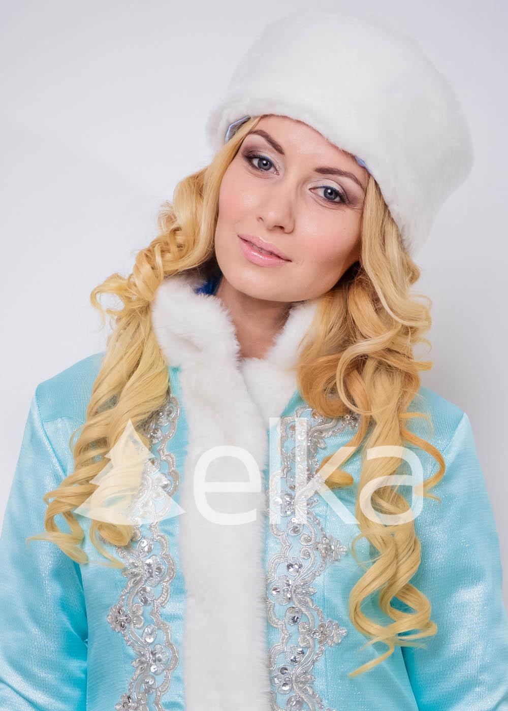 Костюм Снегурочки Ажурная