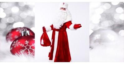 Производство костюма Деда Мороза Великий