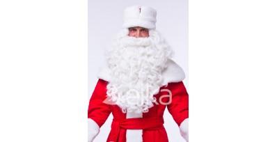 """Как делается костюм Санта Клауса """"Эконом"""""""