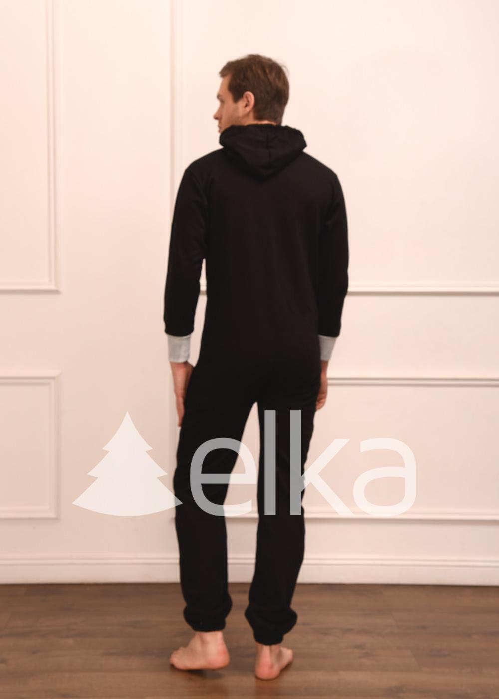 Комбинезон черный